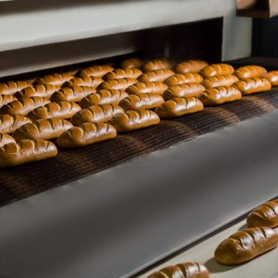 brød fra ovn