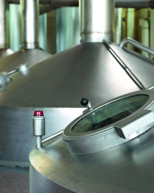 øl bryggeri system